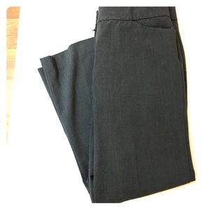 JM Collection SZ 14S Elastic Waist Dress Pants
